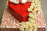 svadobná perleťová
