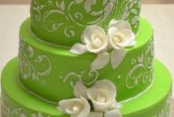 svadobná zelená