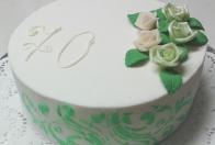 narodeninová zelená